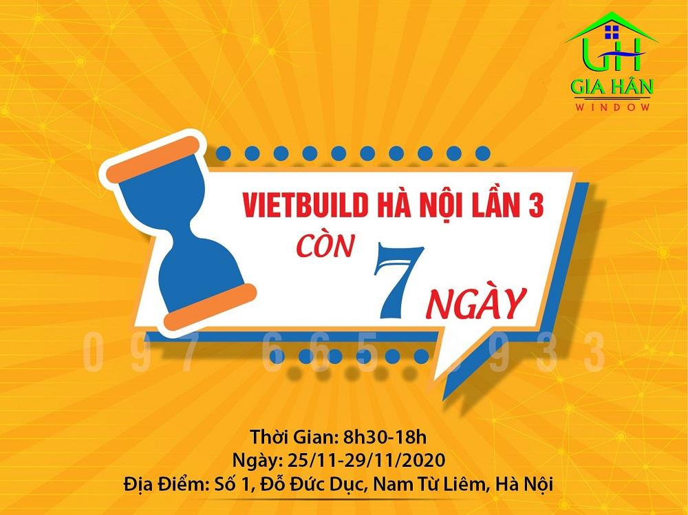 Vietbuil Hà Nội sẽ trở lại vào 25/11 này