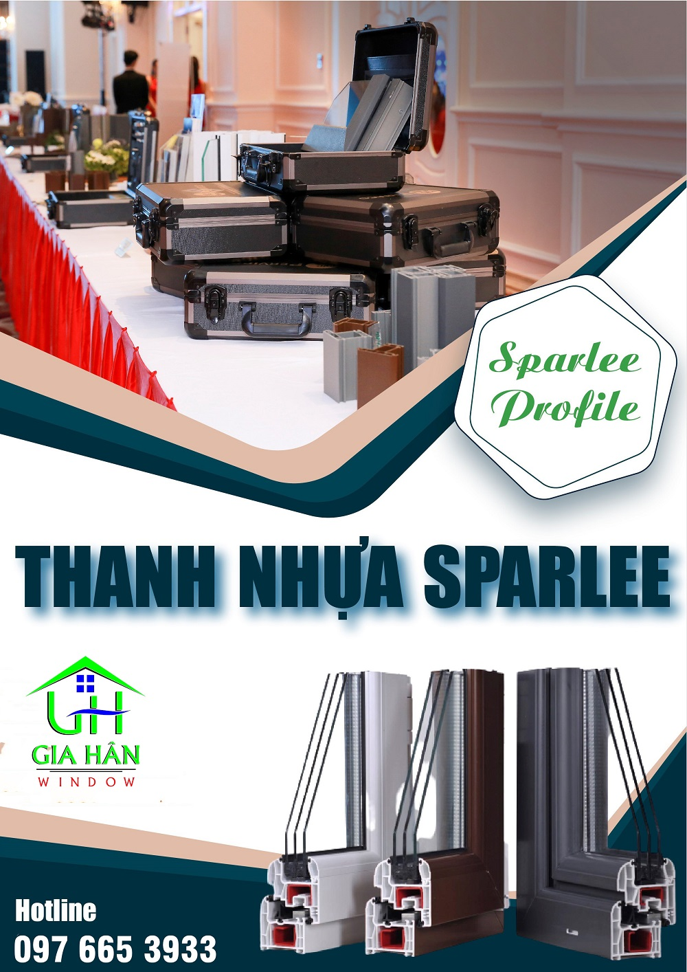 Thanh Nhua Sparklee 12